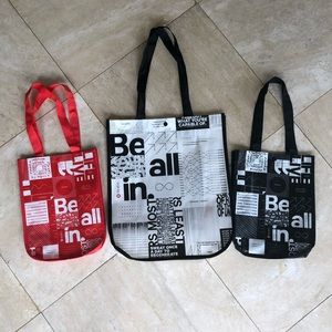 Bundle of 3 lululemon bags
